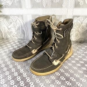 SPerry women's ankle boots